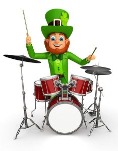 LeprechaunDrums