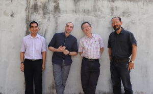 Mahidol Quartet Promo Shot